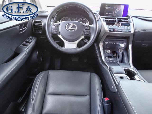 2018 Lexus NX NX300 AWD, LEATHER SEATS, BACKUP CAM, HEATED SEATS