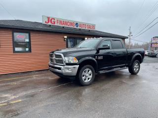 Used 2014 RAM 2500 SLT for sale in Millbrook, NS