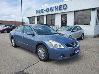 Used 2012 Nissan Altima S for sale in Brantford, ON