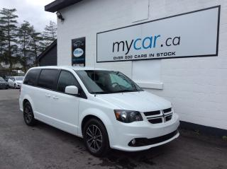Used 2019 Dodge Grand Caravan GT LEATHER, PWR HEATED SEATS/WHEEL, PWR DOORS!! WOW!! for sale in Richmond, ON