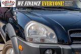 2008 Hyundai Tucson GL / POWER LOCKS & WINDOWS / HEATED FRONT SEATS/ Photo26