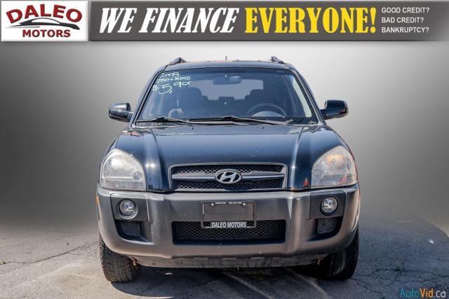 2008 Hyundai Tucson GL / POWER LOCKS & WINDOWS / HEATED FRONT SEATS/ Photo3