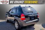 2008 Hyundai Tucson GL / POWER LOCKS & WINDOWS / HEATED FRONT SEATS/ Photo30