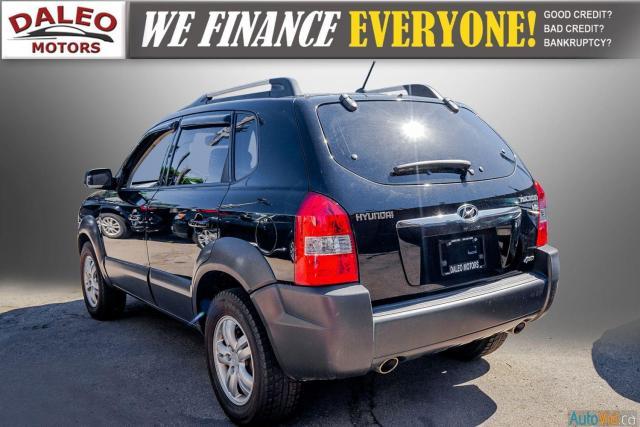 2008 Hyundai Tucson GL / POWER LOCKS & WINDOWS / HEATED FRONT SEATS/ Photo6