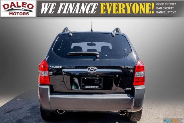 2008 Hyundai Tucson GL / POWER LOCKS & WINDOWS / HEATED FRONT SEATS/ Photo7