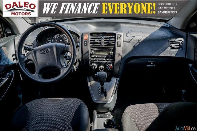 2008 Hyundai Tucson GL / POWER LOCKS & WINDOWS / HEATED FRONT SEATS/ Photo13