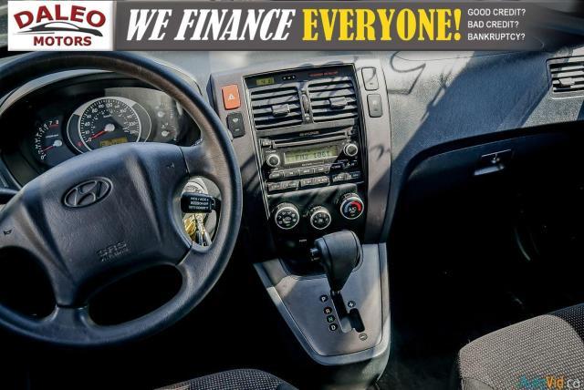 2008 Hyundai Tucson GL / POWER LOCKS & WINDOWS / HEATED FRONT SEATS/ Photo15