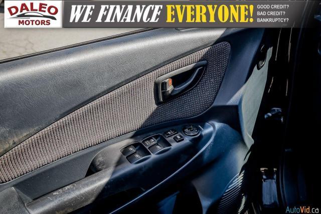 2008 Hyundai Tucson GL / POWER LOCKS & WINDOWS / HEATED FRONT SEATS/ Photo16