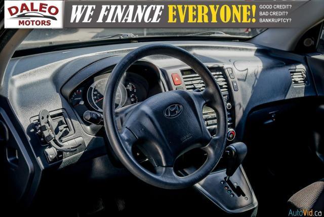 2008 Hyundai Tucson GL / POWER LOCKS & WINDOWS / HEATED FRONT SEATS/ Photo17