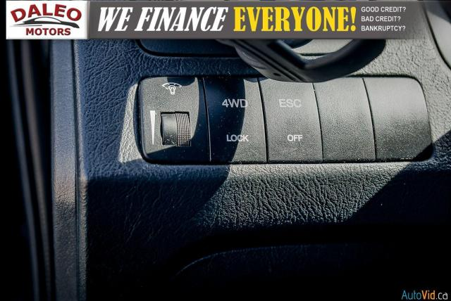 2008 Hyundai Tucson GL / POWER LOCKS & WINDOWS / HEATED FRONT SEATS/ Photo20