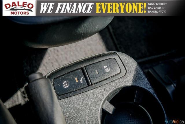 2008 Hyundai Tucson GL / POWER LOCKS & WINDOWS / HEATED FRONT SEATS/ Photo21