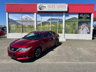 Used 2018 Nissan Altima SV for sale in Campbell River, BC