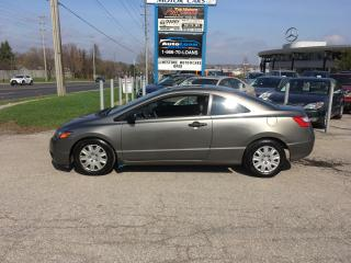 Used 2008 Honda Civic DX for sale in Newmarket, ON