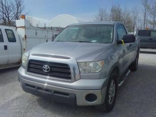 Used 2007 Toyota Tundra for sale in Innisfil, ON