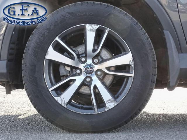 2018 Toyota RAV4 LE DRIVE TRAIN 2WD, REARVIEW CAM, LANE DEPARTURE
