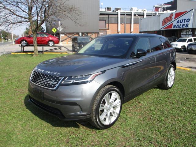 """2019 Land Rover Range Rover Velar S ~ P300 ~ 22"""" RIMS ~ ONE OWNER ~ LOW KM"""