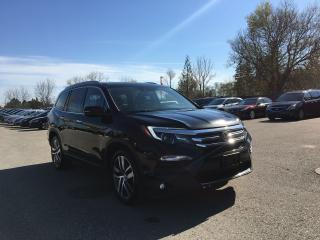 Used 2016 Honda Pilot Touring for sale in London, ON