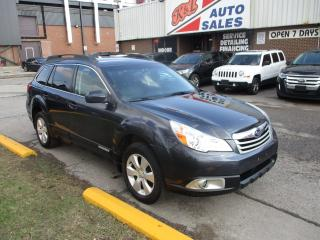 Used 2012 Subaru Outback 2.5i w/Limited & Nav Pkg ~ LEATHER ~ WINTER TIRES for sale in Toronto, ON