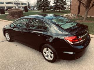 Used 2015 Honda Civic LX ( TRADE IN VALUE ) for sale in Mississauga, ON
