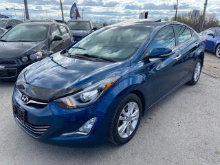 Used 2014 Hyundai Elantra Limited for sale in Gloucester, ON