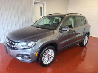 Used 2016 Volkswagen Tiguan 4 Motion AWD SE for sale in Pembroke, ON