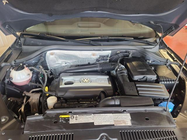 2016 Volkswagen Tiguan 4 Motion AWD SE Photo6