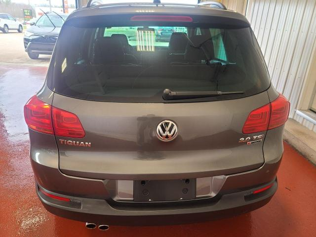 2016 Volkswagen Tiguan 4 Motion AWD SE Photo7