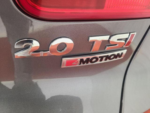 2016 Volkswagen Tiguan 4 Motion AWD SE Photo9