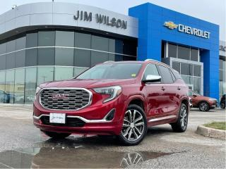 Used 2020 GMC Terrain Denali AWD DENALI 2.0L ROOF NAV P.LIFTGATE HEATED WHEEL for sale in Orillia, ON