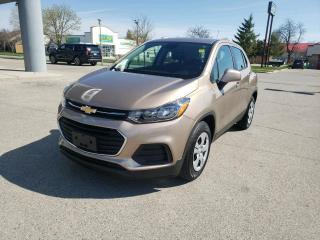 Used 2018 Chevrolet Trax LS for sale in London, ON