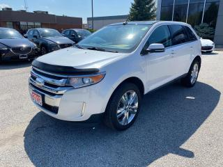 Used 2013 Ford Edge Limited for sale in Sarnia, ON