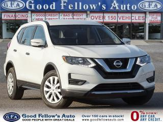 Used 2017 Nissan Rogue S AWD, 2.5L 4CYL, REARVIEW CAMERA, HEATED SEATS for sale in Toronto, ON