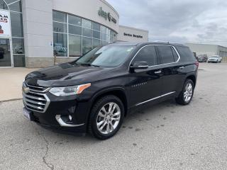 Used 2018 Chevrolet Traverse High Country for sale in Chatham, ON