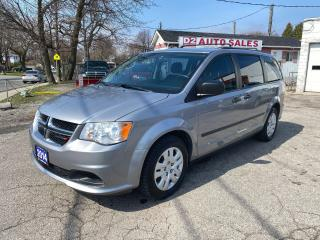 Used 2014 Dodge Grand Caravan SE/7 Passenger/Automatic/Comes Certified for sale in Scarborough, ON