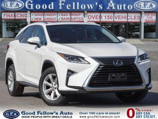 Used 2017 Lexus RX 350 PREMIUM, AWD, BACKUP CAM, MEMORY SEAT, WOOD TRIM for sale in Toronto, ON