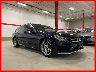 Used 2018 Mercedes-Benz C-Class C300 4MATIC WAGON PREMIUM PLUS SPORT ACTIVE LED for sale in Vaughan, ON