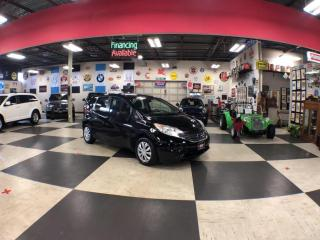 Used 2014 Nissan Versa AUTO A/C CRUISE CONTROL BLUETOOTH for sale in North York, ON