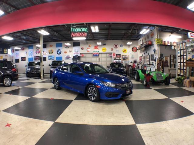 2017 Honda Civic Sedan EX AUT0 A/C SUNROOF H/SEAT BACKUP CAMERA 90K