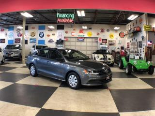Used 2017 Volkswagen Jetta Sedan 1.4L TRENDLINE 5 SPEED A/C H/SEATS BACK UP CAM for sale in North York, ON