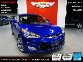 Used 2012 Hyundai Veloster TECH | CLEAN CARFAX | CERTIFIED | FINANCE | 9055478778 for sale in Oakville, ON