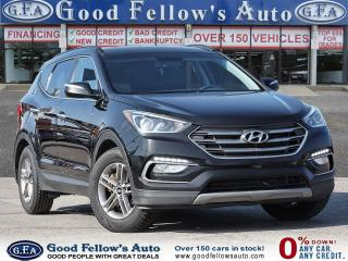 Used 2018 Hyundai Santa Fe Sport 2.4 PREMIUM, REARVIEW CAMERA, POWER & HEATED SEATS for sale in Toronto, ON