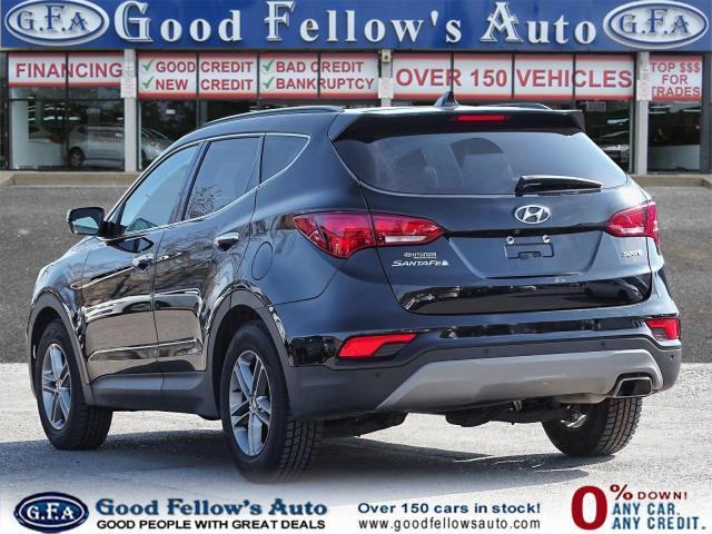 2018 Hyundai Santa Fe Sport SPORT, 2.4 PREMIUM, REARVIEW CAMERA, HEATED SEATS