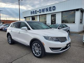 Used 2017 Lincoln MKX Reserve for sale in Brantford, ON