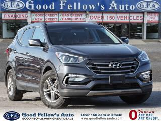Used 2018 Hyundai Santa Fe Sport 2.4L PREMIUM, BACKUP CAMERA, 5 PASS, HEATED SEATS for sale in Toronto, ON