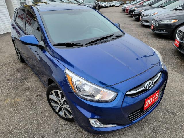 2015 Hyundai Accent SE/AUTO/P.ROOF/LOADED/ALLOYS