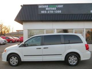 Used 2011 Dodge Grand Caravan CARGO,SHELVES,DIVIDER,COMMERCIAL SUSPENSION,VYNIL for sale in Mississauga, ON