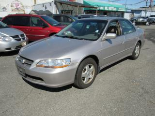 Used 1998 Honda Accord EX for sale in Vancouver, BC