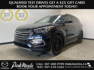 Used 2017 Hyundai Santa Fe Sport Limited for sale in Sherwood Park, AB