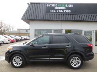 Used 2014 Ford Explorer XLT,4WD,XLT,HEATED SEATS,BLUETOOTH,BACK UP CAMERA for sale in Mississauga, ON