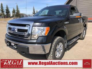 Used 2013 Ford F-150 XLT 2D REGULAR CAB 4WD for sale in Calgary, AB